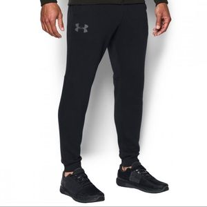 Under Armour Coldgear Black Loose Joggers- S